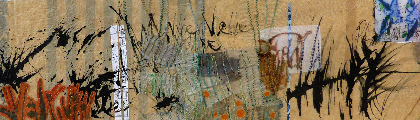 edge textile artists Scotland