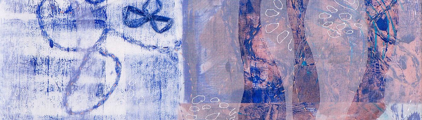 edge textile artists Scotland